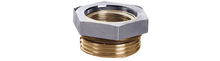 Nickel-Plated Reducer Fittings