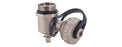 Nickel-Plated T2 Topway Drain/Fill Valve
