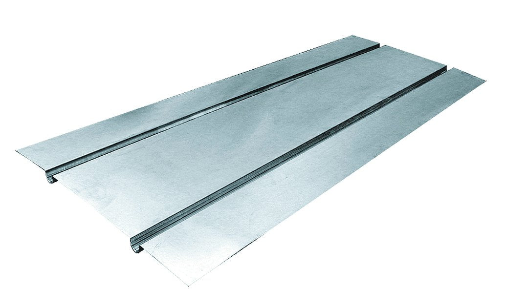 120sqm Suspended Floor (600mm Joists) Plate Underfloor Heating Kit for Heat Pumps - High Output (150mm Centres)