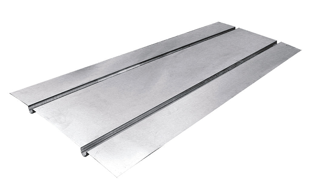 105sqm Suspended Floor (300mm Joists) Plate Underfloor Heating Kit for Heat Pumps - High Output (150mm Centres)