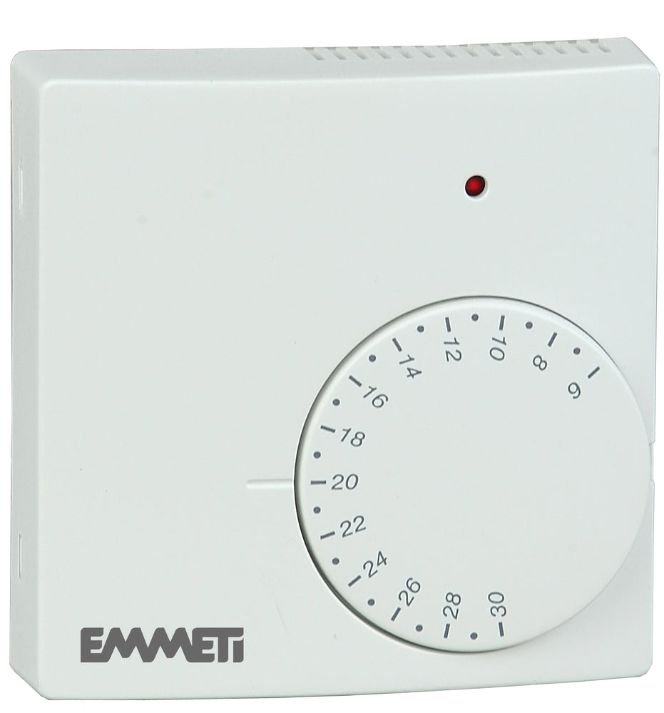 Electronic Dial Operated Room Thermostat