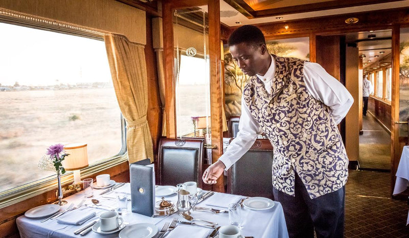 The Blue Train - Signature Experience