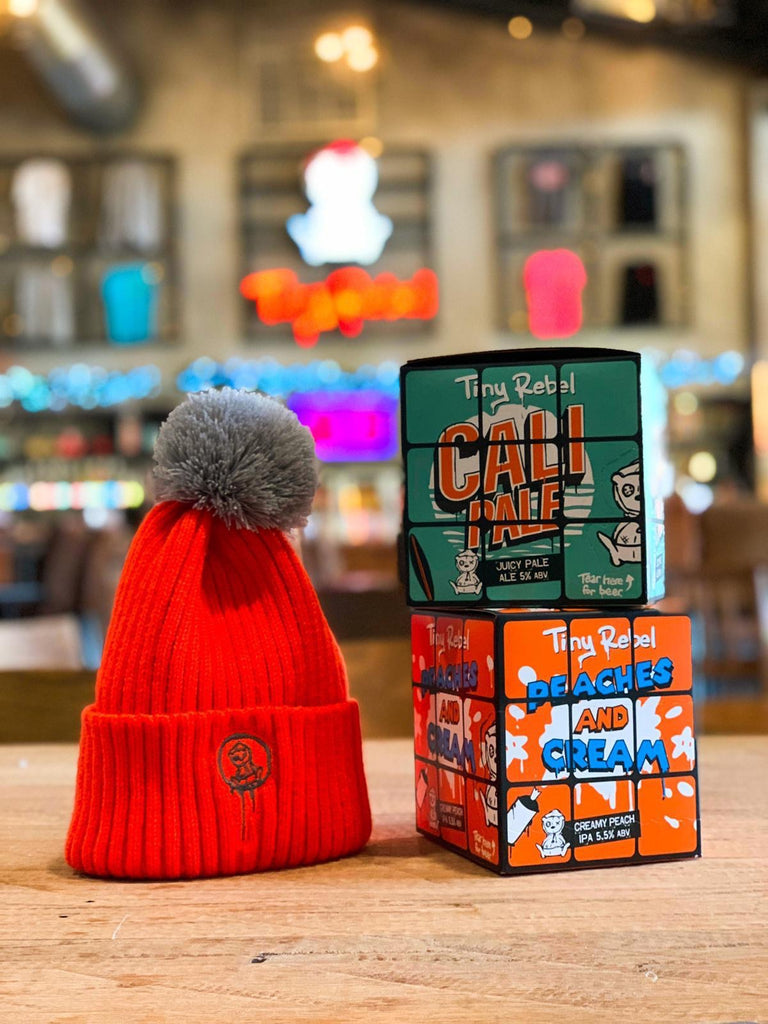 Beanie And 4 Packs Deal