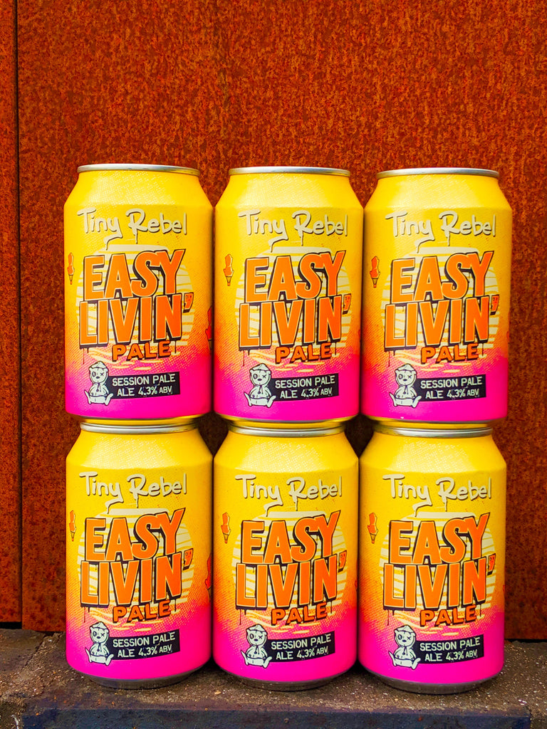 Easy Livin' Session Pale Ale