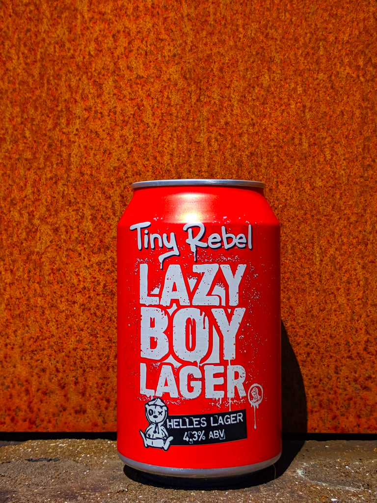 Lazy Boy Lager