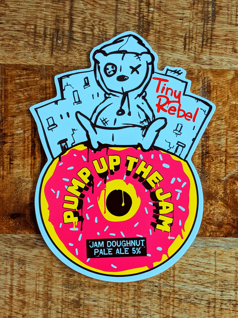 Pump Up The Jam Cask Clip