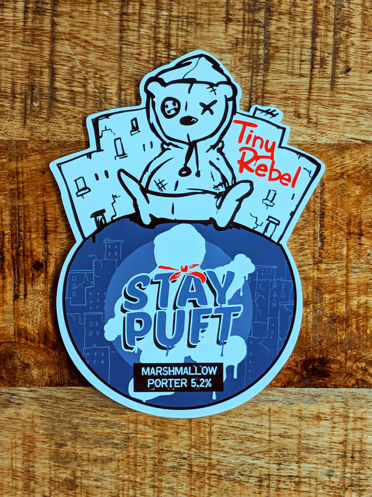 Stay Puft Cask Clip