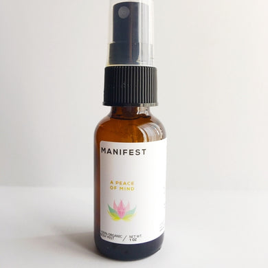 Manifest - Meditation/Body Mist - Made with All