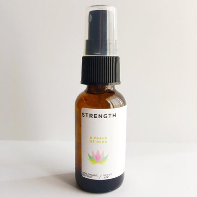 Strength - Meditation/Body Mist - Made with All