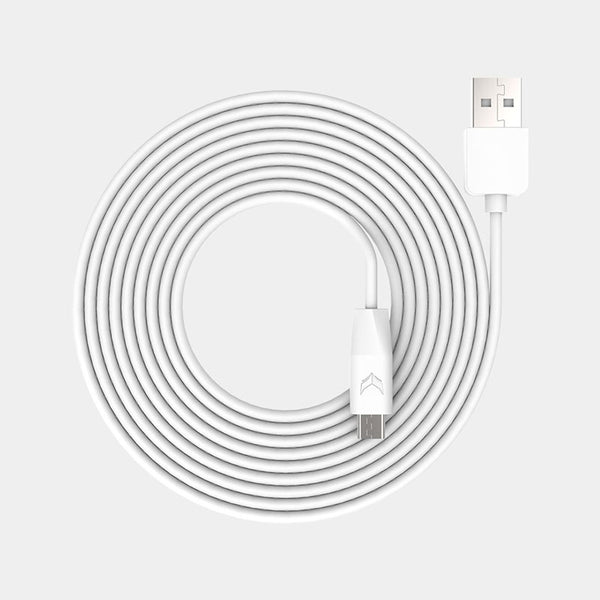 Prime Plus Micro USB cable by VoxForth 2metres in length.