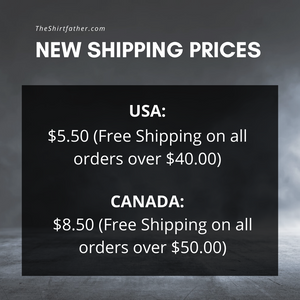 NEW Shipping Prices