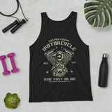Custom Engine - Unisex Tank Top