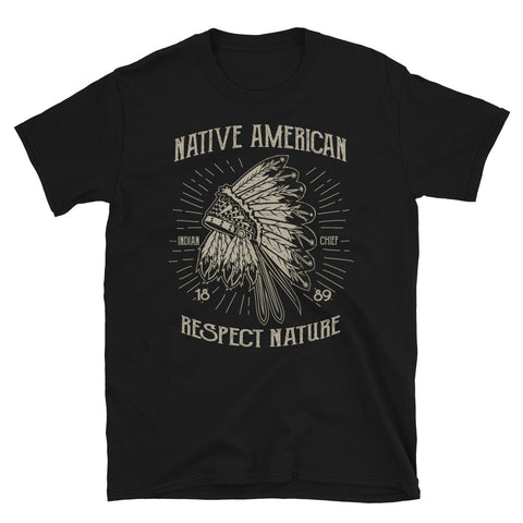 Native American (1) - Unisex T-Shirt