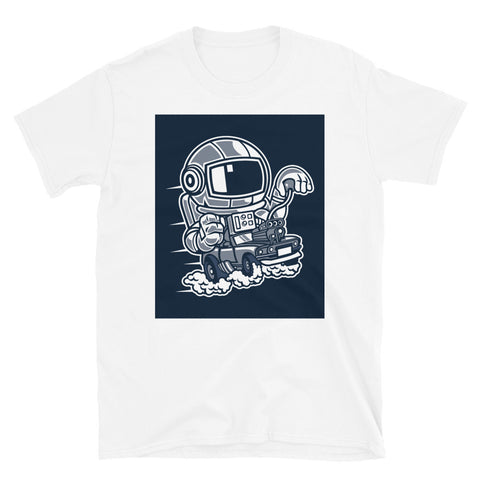 Space Racer - Unisex T-Shirt