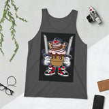 Ice Cream Ninja - Unisex Tank-Top