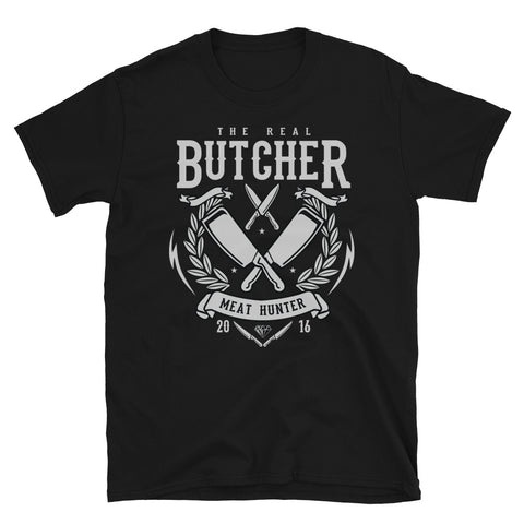 The Real Butcher - Unisex T-Shirt