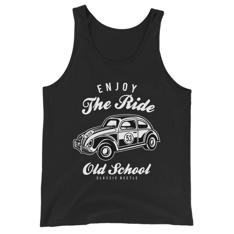 Enjoy The Ride - Unisex Tank-Top