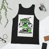 Let's Paint - Unisex Tank-Top
