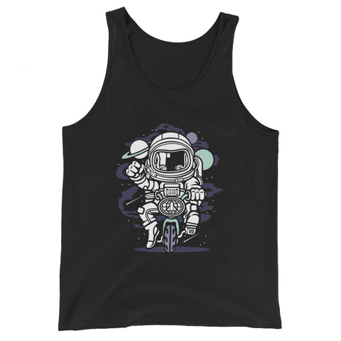 Space Bike - Unisex Tank-Top