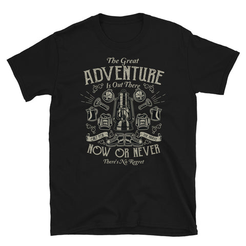 The Great Adventure - Unisex T-Shirt