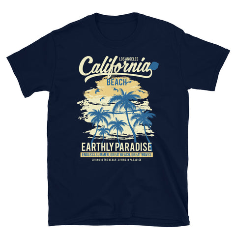 California Beach - Unisex T-Shirt