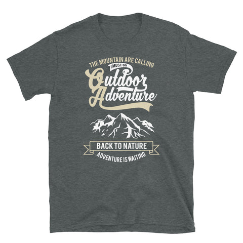 Outdoor Adventure - Unisex T-Shirt