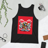 Rubix Killer - Unisex Tank-Top