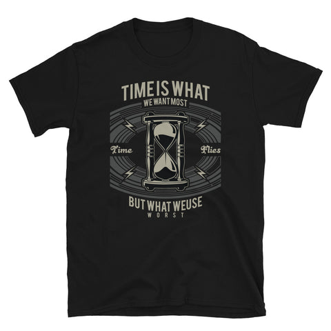 Time - Unisex T-Shirt