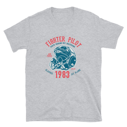 Fighter Pilot - Unisex T-Shirt