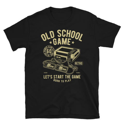 Old School Game - Unisex T-Shirt