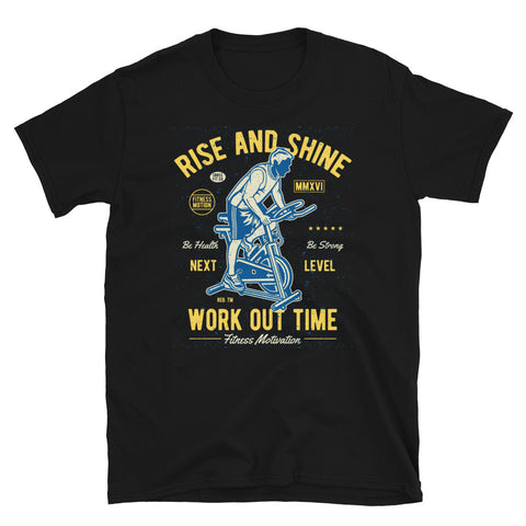 Work Out Time - Unisex T-Shirt