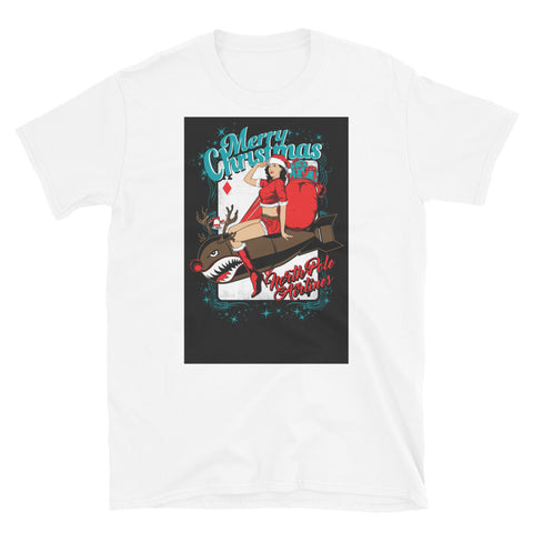 North Pole Airline - Unisex T-Shirt