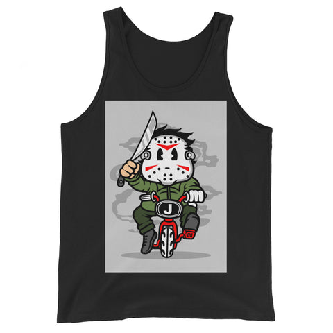 Killer Bike - Unisex Tank-Top