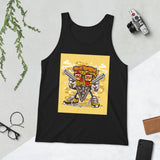 Pizza Gangster - Unisex Tank-Top