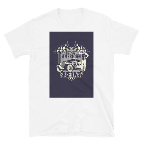 American Hot Rod - Unisex T-Shirt