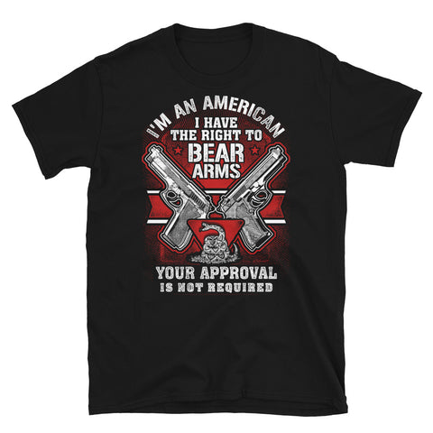 Right to bear arms - Unisex T-Shirt