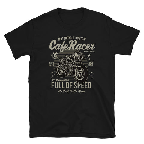 Cafe Racer 2 - Unisex T-Shirt