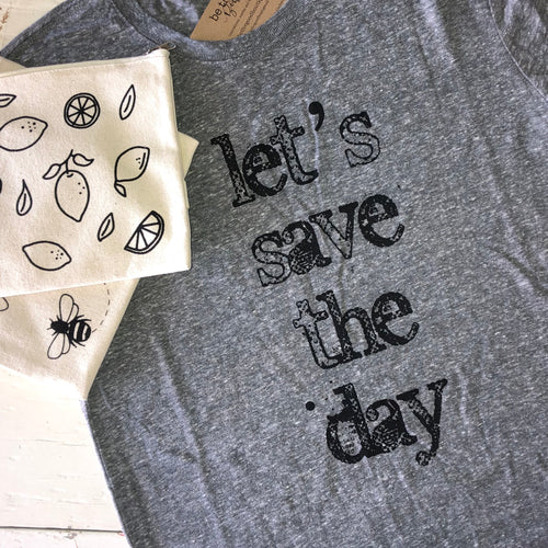 Let's Save the Day- T-Shirt