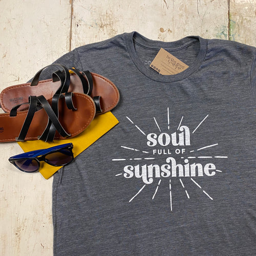 Soul Full of Sunshine - T-Shirt