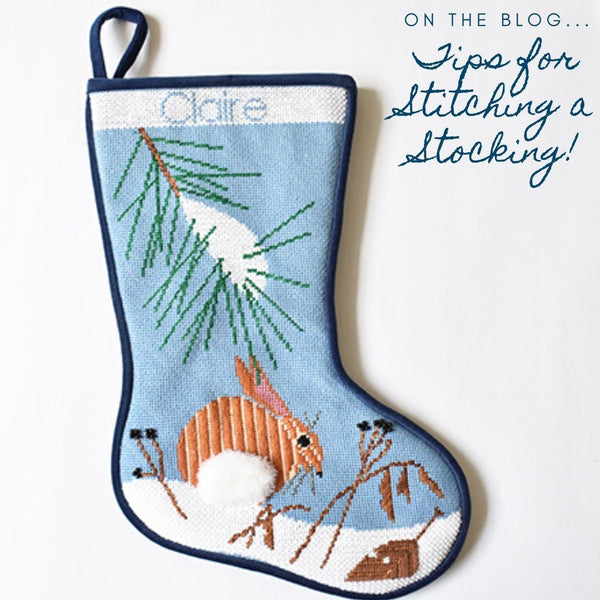 Tips for Stitching a Stocking
