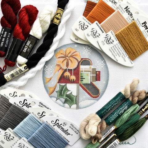 favorite needlepoint thread choices