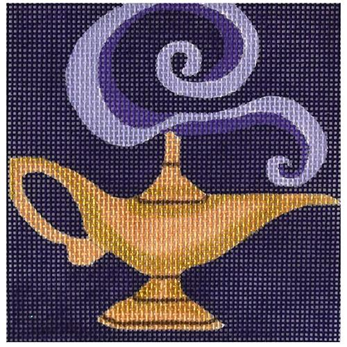 Aladdin (MPD) Painted Canvas Melissa Prince Designs