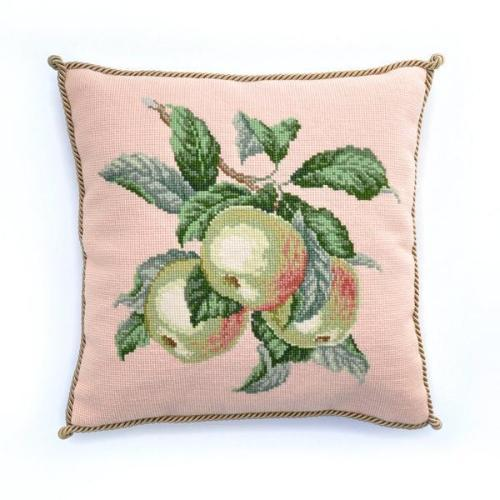 Apples Needlepoint Kit Kits Elizabeth Bradley Design