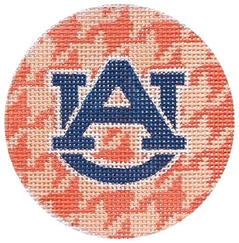 Auburn University Painted Canvas Kate Dickerson Needlepoint Collections