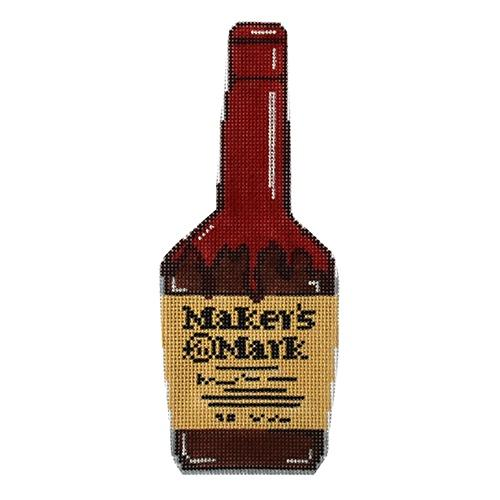 Bourbon - Maker's Mark Painted Canvas The Meredith Collection