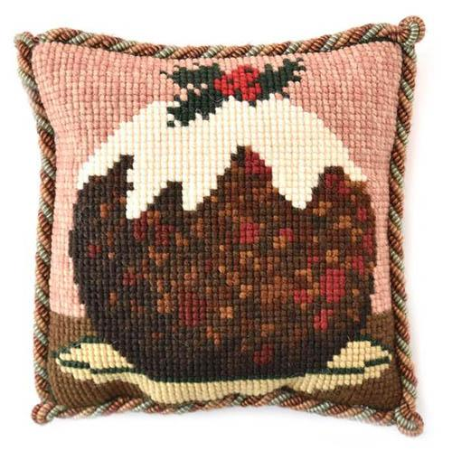 Christmas Pudding Needlepoint Kit Kits Elizabeth Bradley Design