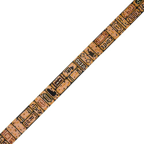 Corked Belt Painted Canvas The Meredith Collection