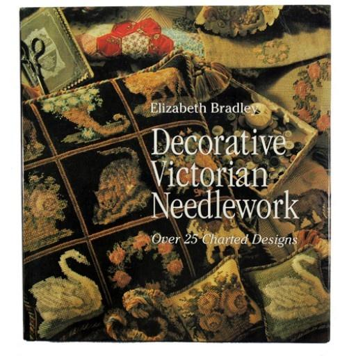 EBDVN Decorative Victorian Needlework Books Elizabeth Bradley Design