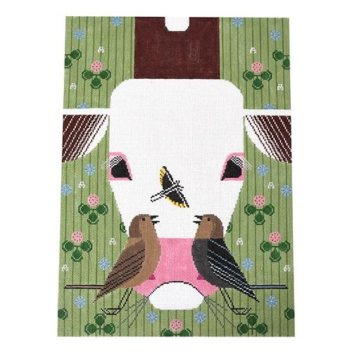 Free Loader Painted Canvas Charley Harper