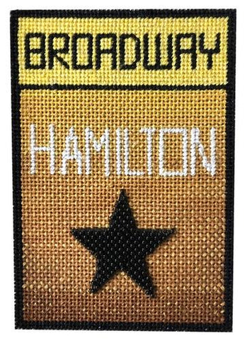 Hamilton Painted Canvas Raymond Crawford Designs